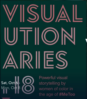 Visualutionaries Black Laurel Film Fest 2018