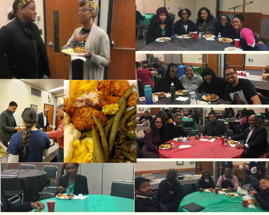 BSU's Black Unity Center |