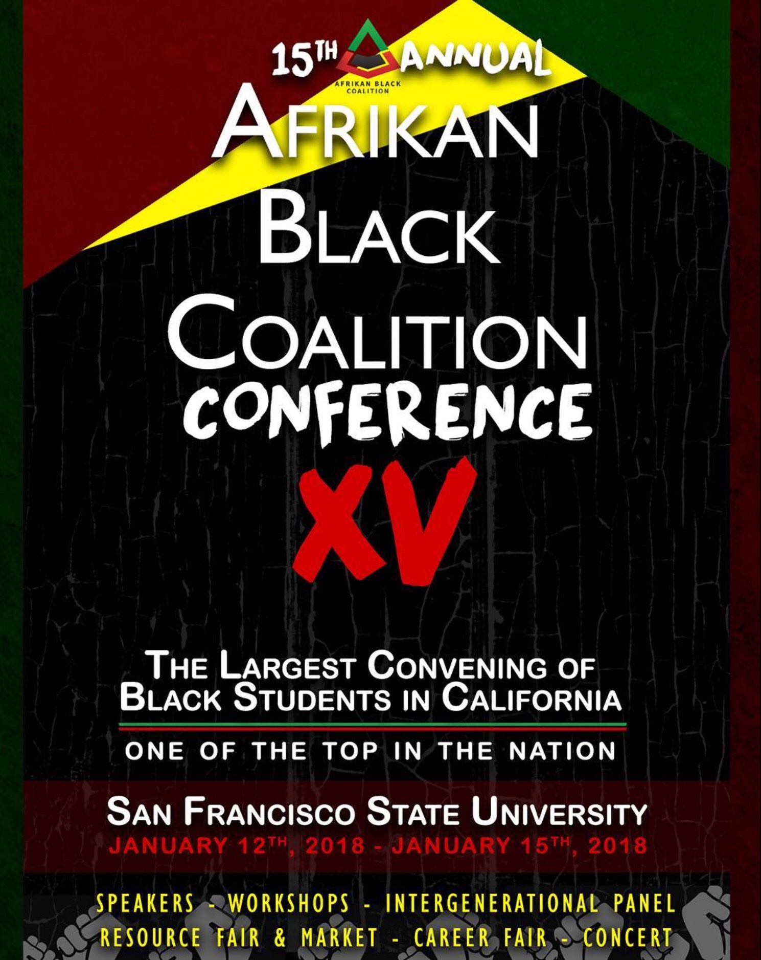 Afrikan Black Coalition Conference