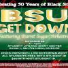 BSU Get Down Flier at Annex 1 Oct 29