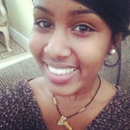 Selam Sebhatu is an Africana Studies who graduated from SF State